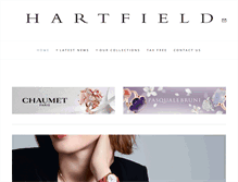 Tablet Preview of hartfield.co.nz